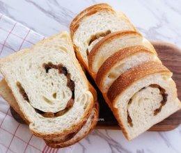 中种葡萄干面包的做法