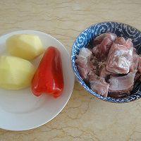 豉香土豆小排骨的做法图解2