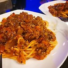 意大利肉酱面~儿童简餐系列