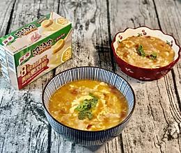 #我们约饭吧#西红柿疙瘩汤的做法