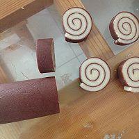 黑纹奶酪饼干的做法图解11