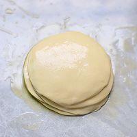 #味达美名厨福气汁,新春添口福#新年卷好运:鸡蛋粉丝卷春饼的做法图解11