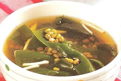降压清热海带汤