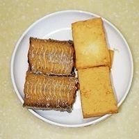 [带鱼炖豆腐]---本山大叔的拿手菜的做法图解5