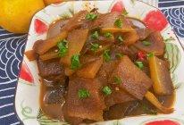 #下饭红烧菜#比肉还好吃的红烧冬瓜的做法