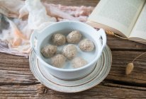白菜牛肉丸——宝宝辅食的做法