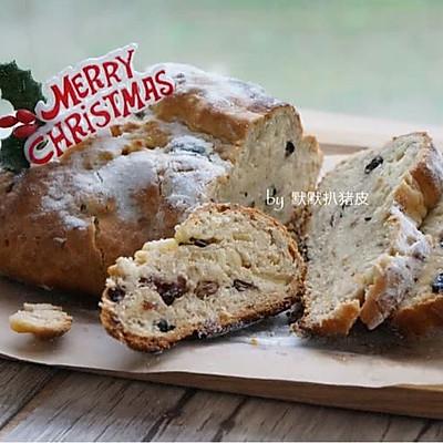 德国圣诞面包【老祖母史多伦】