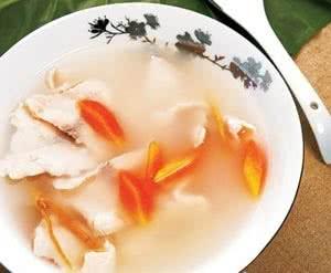 凉瓜苹果蜜枣汤的做法
