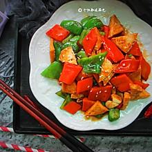 #多力金牌大厨带回家-北京站#尖椒豆腐