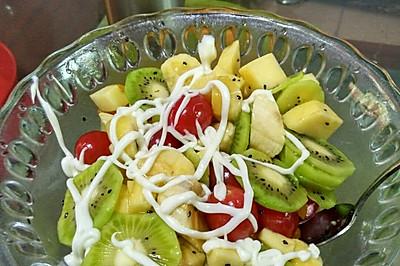 孕寶水果沙拉