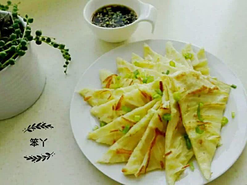 东北土豆丝卷饼怎么做?_土豆丝鸡蛋饼的做法_【图解】土豆丝鸡蛋饼怎么做如何做好吃