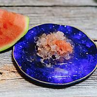西瓜冰沙的做法图解7