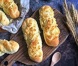 #尽享安心亲子食刻#孩子最爱吃的椰蓉面包的做法