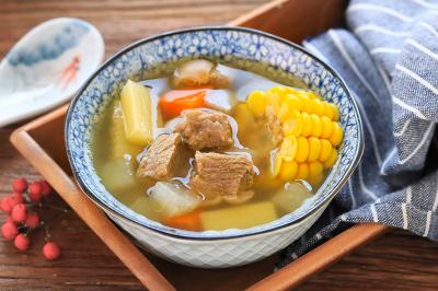 甘蔗羊肉湯