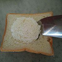 微波炉版无油三明治的做法图解2