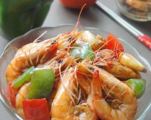 简单出美味——红烧大虾的做法