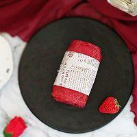 红丝绒缎面毛巾卷的做法图解16