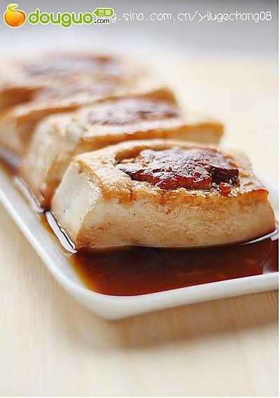 客家煎酿豆腐的做法