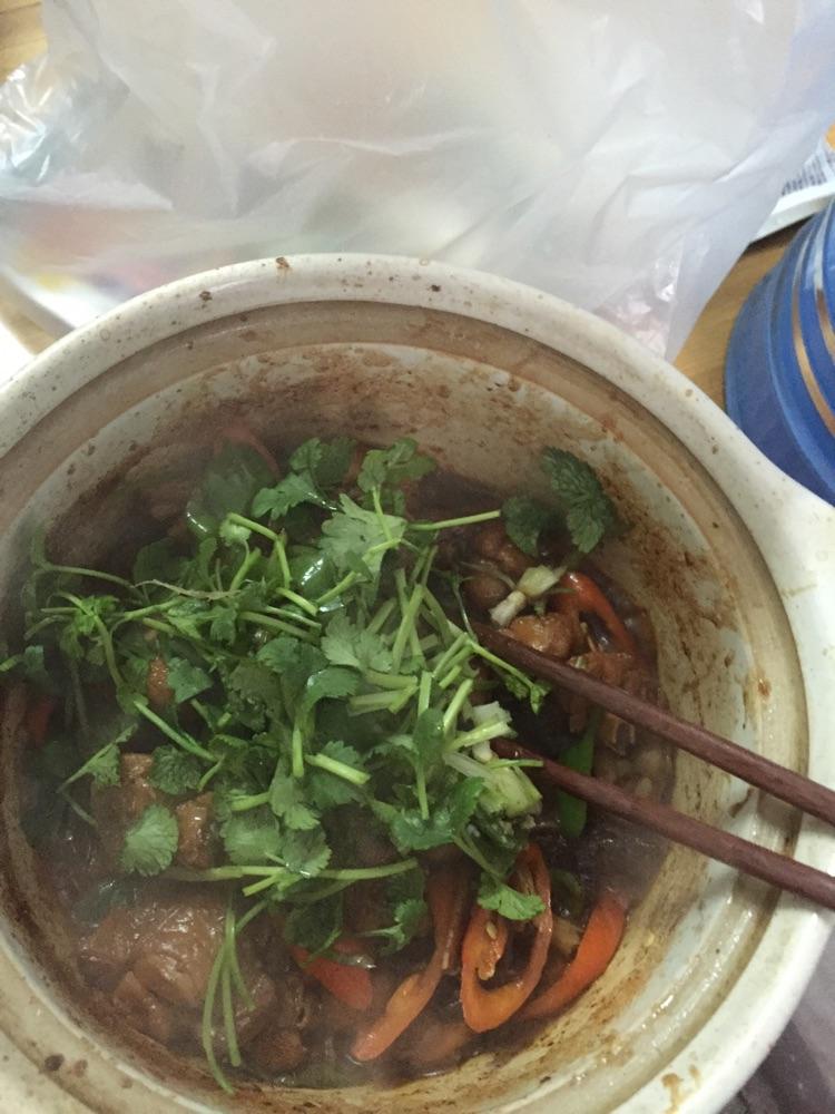 砂锅鸡的做法步骤