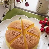 【炼奶棉花蛋糕】