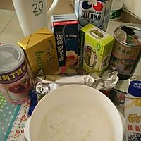 免烤冻酸奶芝士(重乳酪)蛋糕的做法图解1