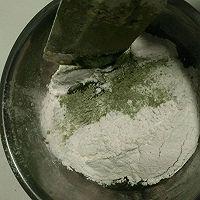 抹茶蛋糕卷的做法图解3