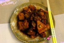 春笋香菇红烧肉的做法