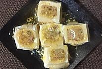 香菇火腿豆腐盒(1)的做法