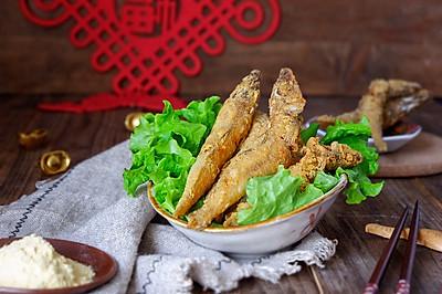 酥炸沙丁鱼#新年开运菜,好事自然来#