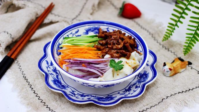 #多力金牌大厨带回家-北京站#经典的炸酱面