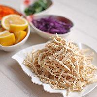 夏日小清新 柠檬薄荷鸡丝#太太乐鲜鸡汁中式#的做法图解5