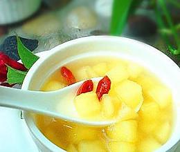 苹果甜汤的做法