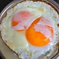 半熟煎蛋的做法图解3