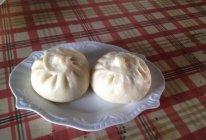 白菜肉包子(附发面的详细做法)的做法