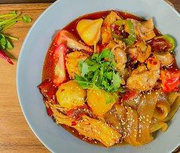 番茄火锅鸡的做法