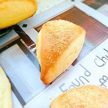 #我要上首焦#椰蓉司康饼