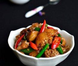 狠下饭菜——生炒鸡翅的做法