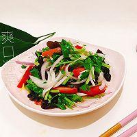#花10分钟,做一道菜!#快手凉拌杂蔬的做法图解8