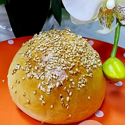 松软汉堡面包
