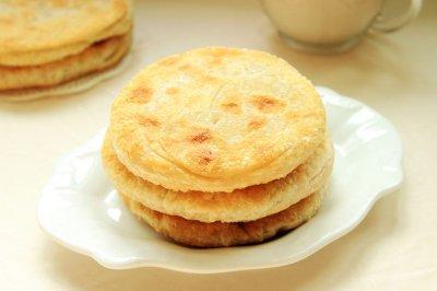 老式葱油饼