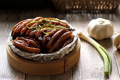 【海陆扣肉】章鱼片+五花肉