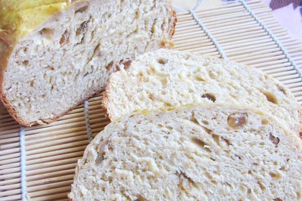 【东菱DL-T12面包机试用报告】 葡萄干全麦面包的做法