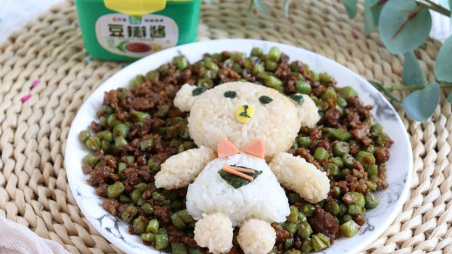 #一勺葱伴侣,成就招牌美味#美味好吃的豆角肉沫的做法