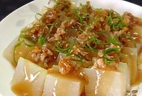 清蒸肉末冬瓜的做法