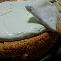 巧克力榴莲蛋糕的做法图解6
