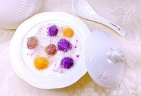 双薯酸奶燕窝的做法