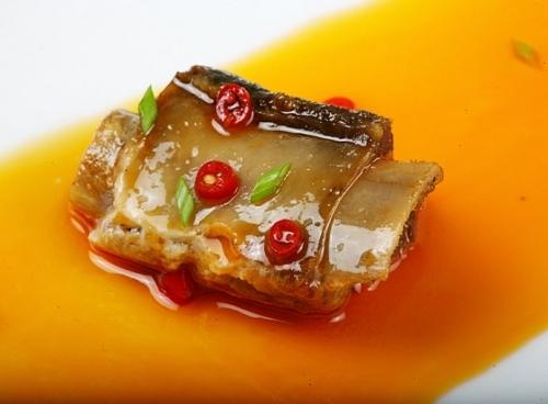 四川美食-蜜汁排骨的做法