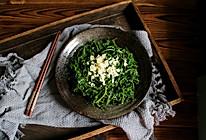 凉拌野菜#春季食材大比拼#的做法