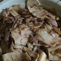 冬笋炒肉的做法图解6
