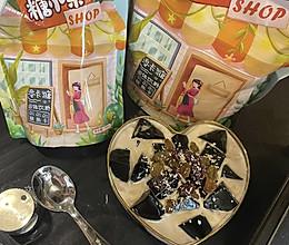 #糖小朵甜蜜控糖秘籍#黑凉粉的做法